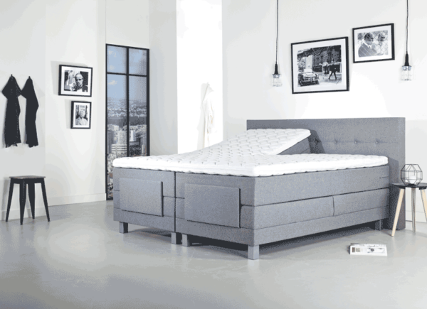 Eurobed Maastricht Boxspring Eurocomfort 5000 Button 4