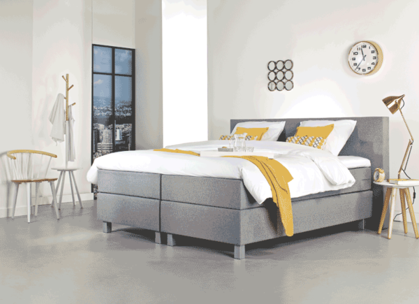Eurobed Maastricht Boxspring Eurocomfort 5000 Button 5