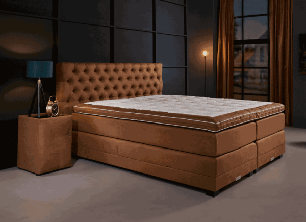 Eurobed Maastricht Boxspring Bussiness Class Classic 1