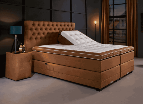 Eurobed Maastricht Boxspring Bussiness Class Classic 2