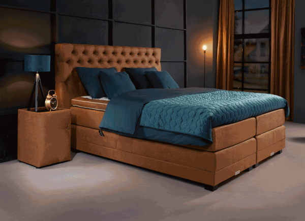Eurobed Maastricht Boxspring Bussiness Class Classic 3