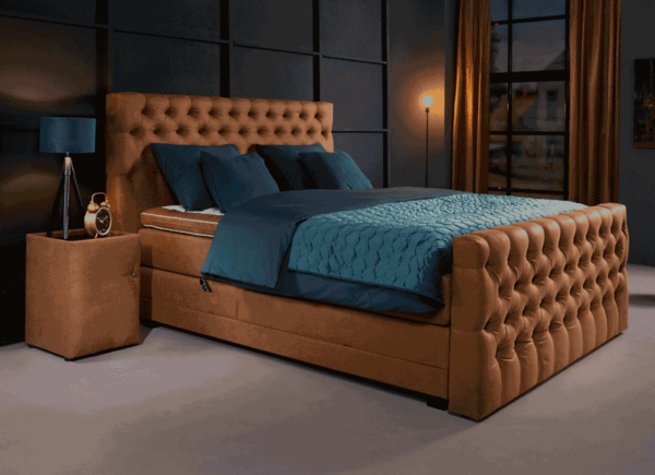 Eurobed Maastricht Boxspring Bussiness Class Classic 4