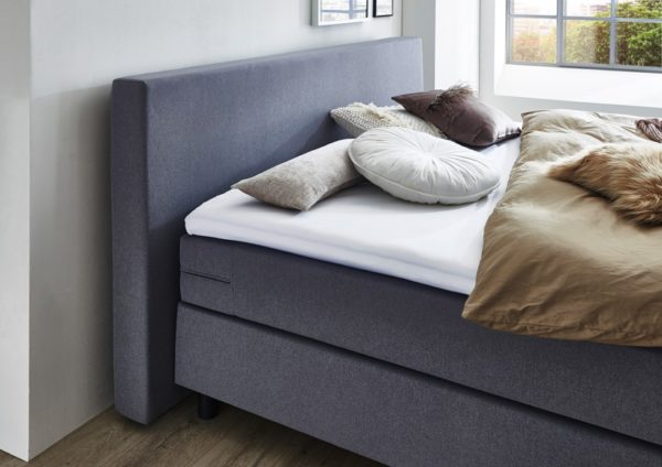 Eurobed Maastricht boxspring eurocomfort 5000 stripe 2