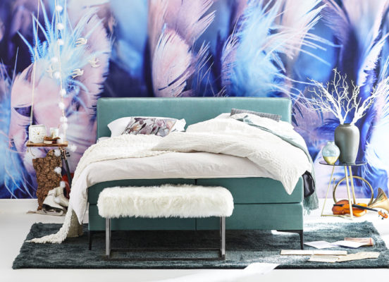 Cinderella boxspring Pure Eurobed Maastricht
