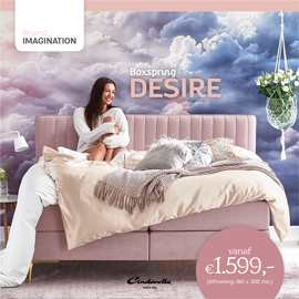 Cinderella-signature-collection-Blog-eurobed-Maastricht